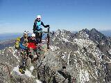 Výstup na Gerlachovský štít s horským vodcom.