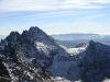 ppohľad z vrcholu na Končistú