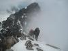 vrcholový hrebeň