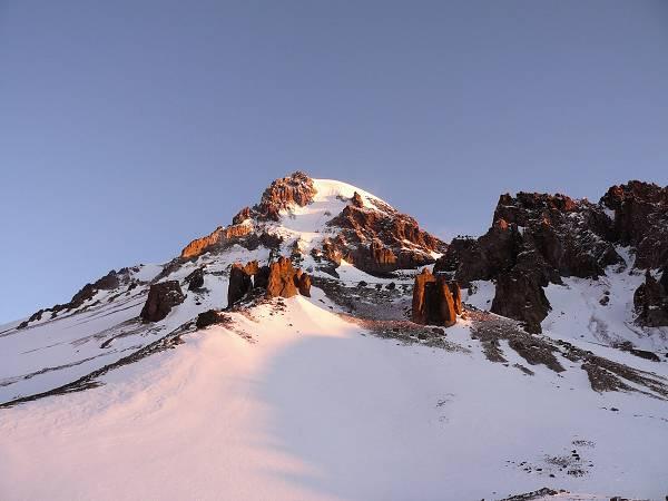 Kazbek 5033m