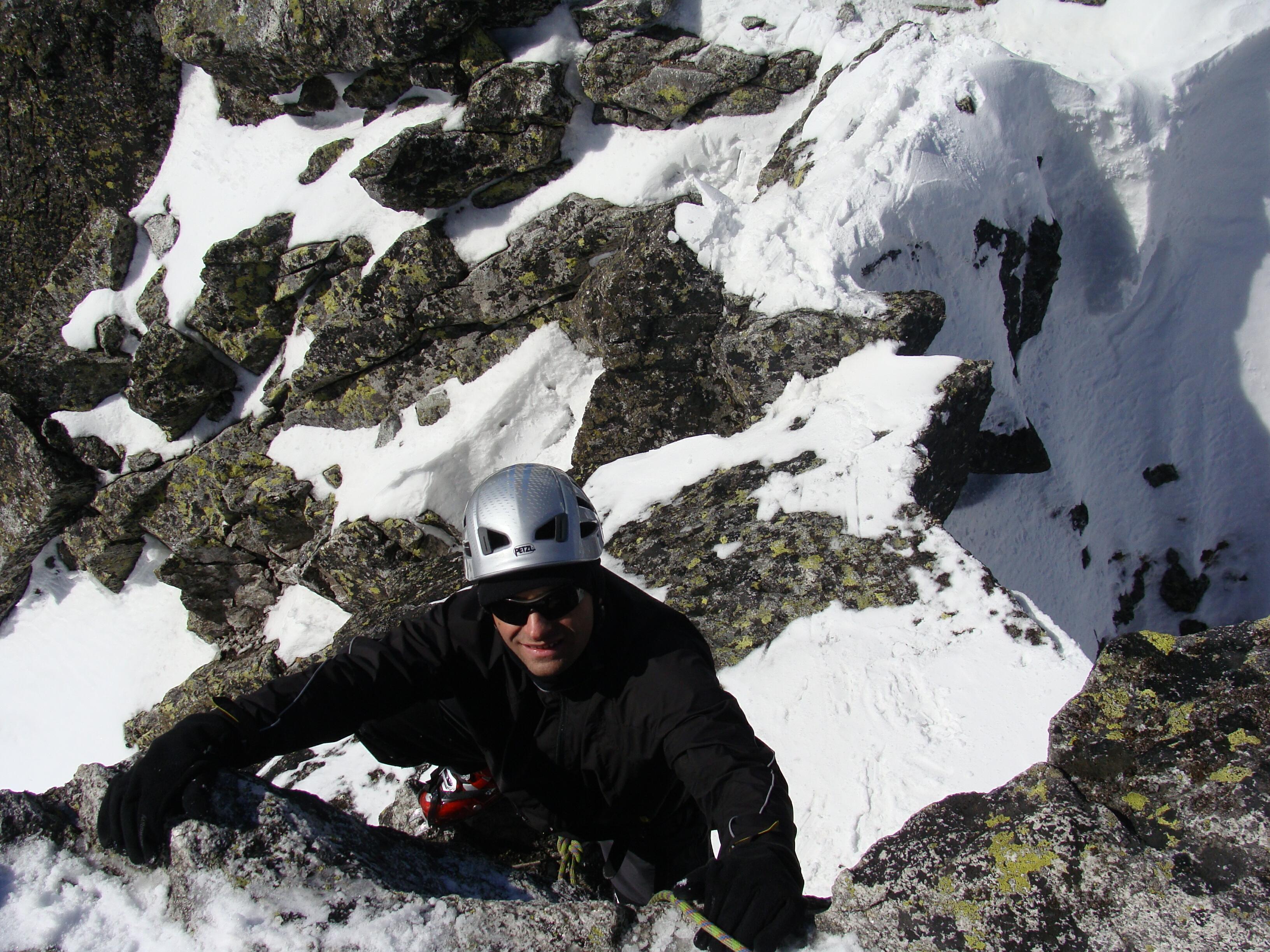 lezenie na vrchol