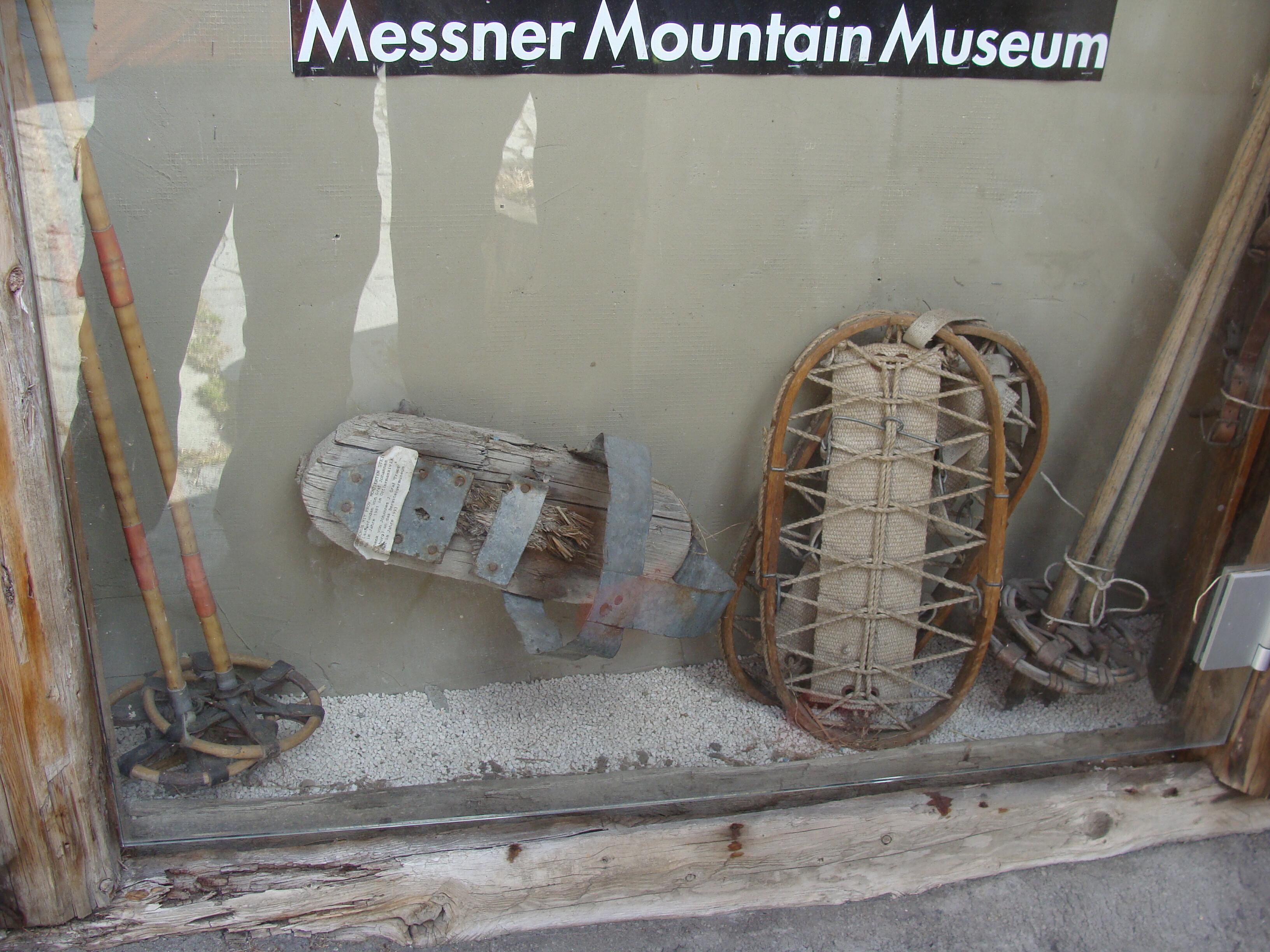 Sulden - museum