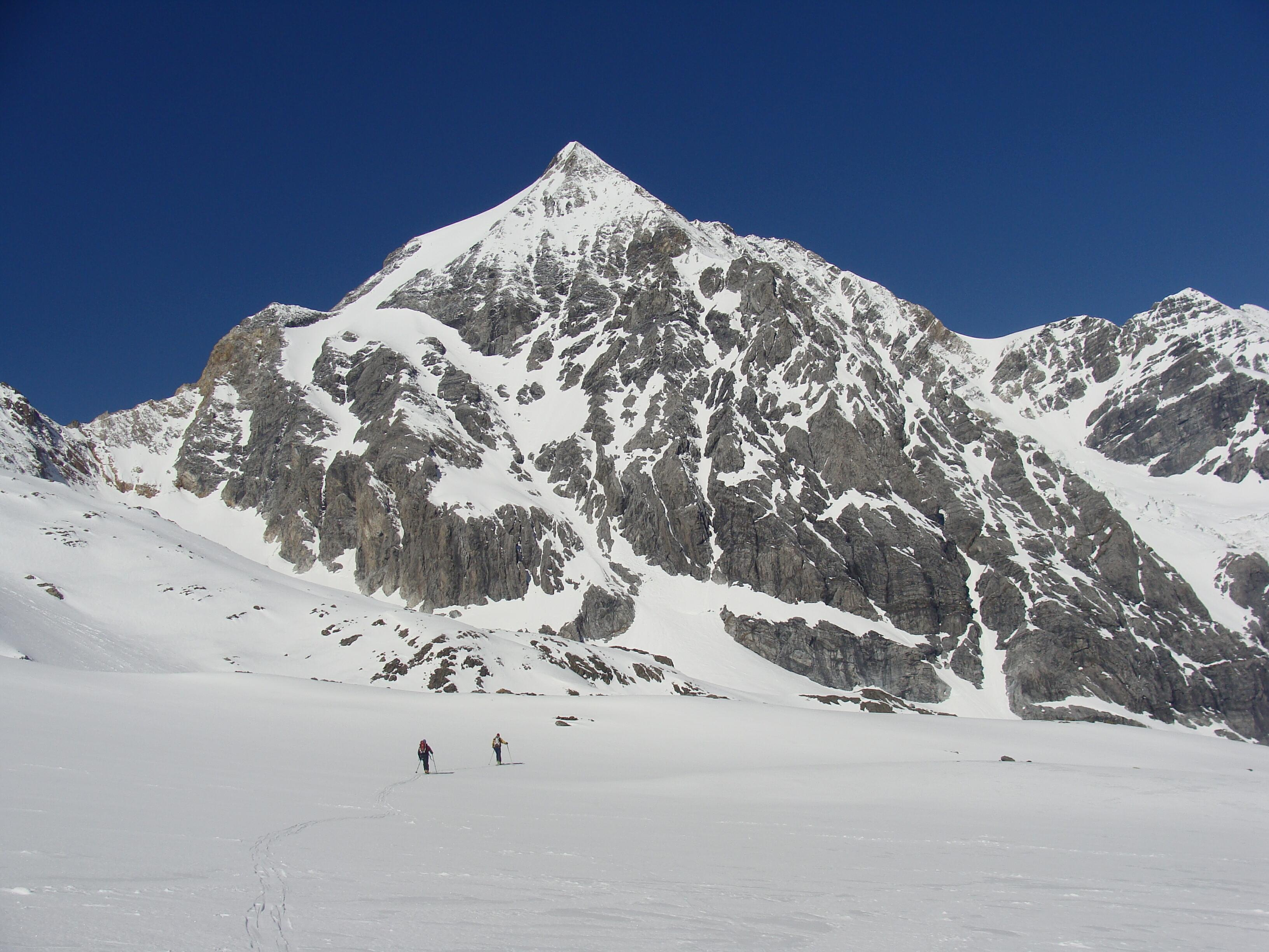výstup na Grand Zebru