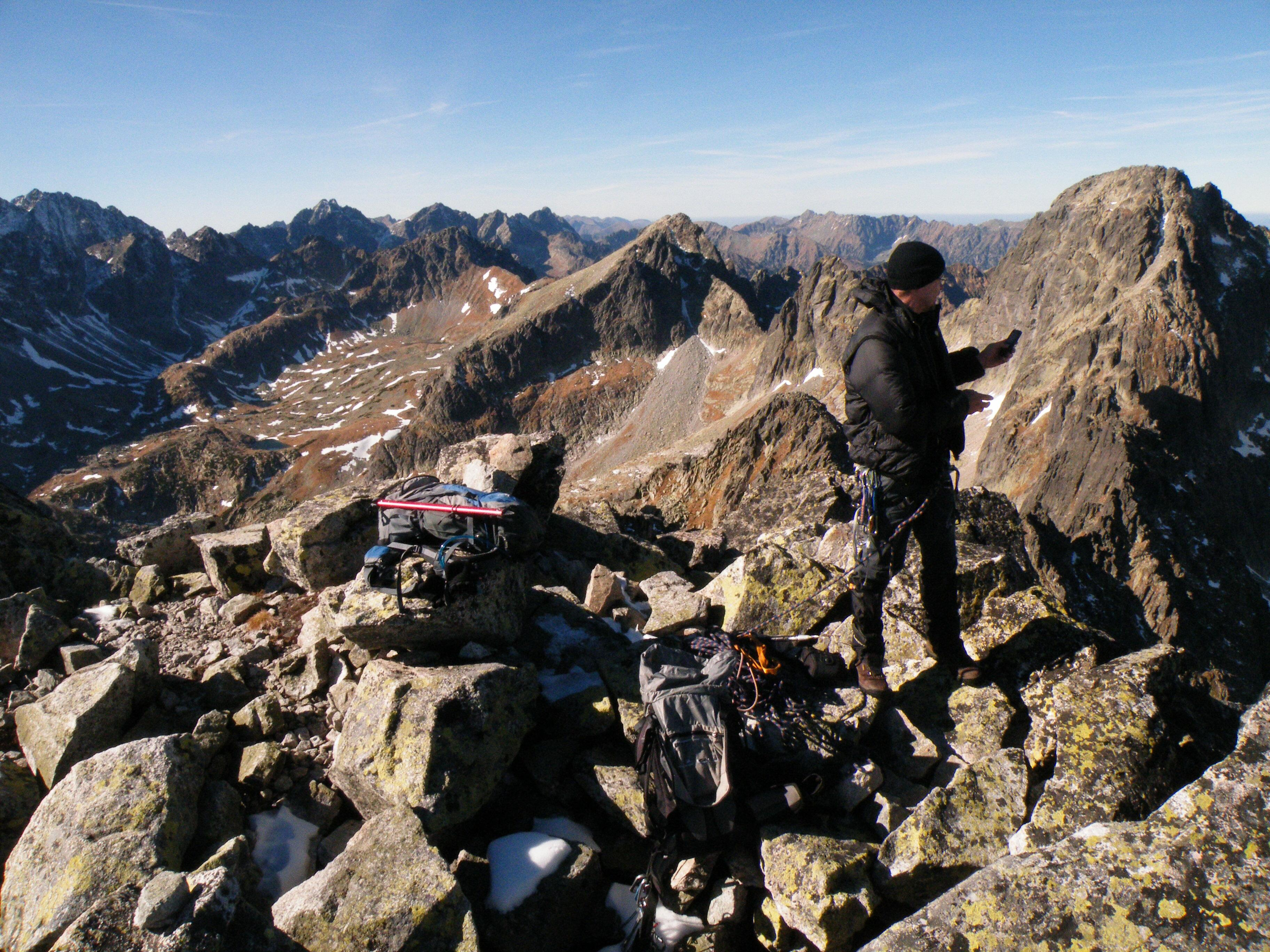vrchol,foto:J.Michalko